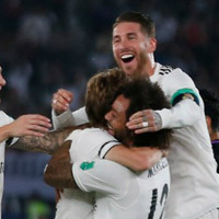 Modric caps golden 2018 as Real Madrid lift Club World Cup
