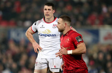 Fresh from 'fighting brothers' in Munster, Nagle determined to set physical tone for Ulster