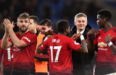 Solskjaer reveals inspirational Rooney texts after Cardiff thrashing
