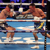 Warrington's relentless onslaught inflicts defeat on Frampton in Manchester