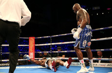 Whyte knocks Chisora out with a brutal left in heavyweight rematch