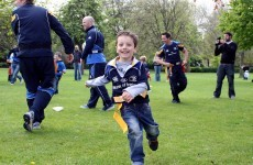 In pictures: Leinster Rugby hits Stephen's Green