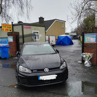 Gardaí appeal for information about car used in west Dublin shooting