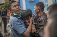 Indonesia tsunami: Residents near volcano warned to stay away from beaches after 222 killed