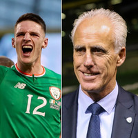 Mick McCarthy and Robbie Keane 'had a really good meeting' with Declan Rice over international future
