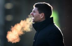 Steven Gerrard concerned despite Rangers late show