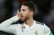 Sergio Ramos slams 'inexplicable' Abu Dhabi jeers