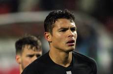 Thiago Silva becomes the latest PSG robbery victim