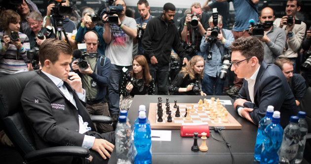 'I've met a lot of people who threw away their livelihoods because of how addictive chess was'
