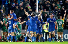 Leinster's comeback and an error-filled contest in Belfast  - Pro14 highlights