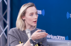 8 of the most interesting things we learned from Saoirse Ronan's latest SiriusXM interview
