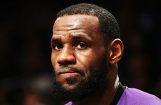 LeBron James apologises for 'Jewish money' Instagram post
