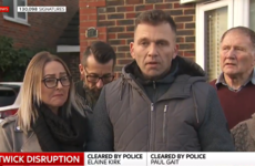 'Disgusting': Innocent couple arrested over Gatwick drone say they feel violated