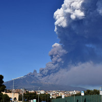 Mount Etna, the biggest active volcano in Europe, has erupted (but it's not believed to be dangerous)