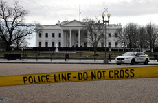 Flasher arrested outside White House