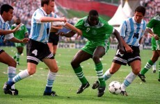 Nigerian football mourns the loss of World Cup '94 star Rashidi Yekini