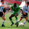 Nigerian football mourns the loss of World Cup '94 star Rashidi Yekini