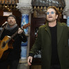 Photos: Glen Hansard, Damien Rice, Imelda May and U2 among the Dublin city buskers last night