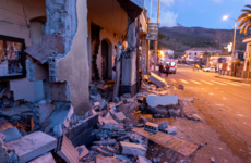 Four injured in Sicily earthquake following Mount Etna eruption