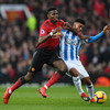 As it happened: Manchester United v Huddersfield Town, Premier League