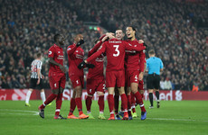 Liverpool outclass Newcastle to go six points clear at top of Premier League