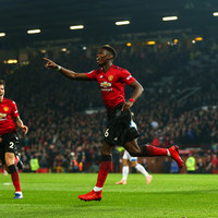 Pogba strikes twice in happy Old Trafford homecoming for Solskjaer