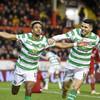 Sinclair hat-trick sees Celtic edge seven-goal thriller at Aberdeen