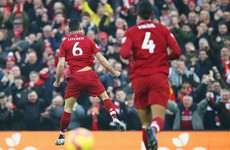 Every game now a final for table-toppers Liverpool, says Lovren