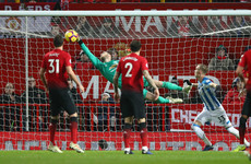 De Gea save 'probably' the best I've seen, says Solskjaer