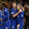 Eden Hazard scores 100th goal, as Chelsea earn hard-fought win