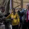 'It's pretty sad': Trump acknowledges security concerns over surprise trip to Iraq