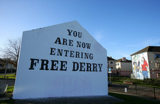 'You Are Now Entering Free Derry' wall painter Liam Hillen dies aged 69