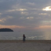 This is what it was like spending Christmas alone in a beachside hut in Cambodia