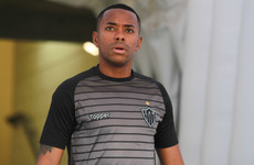 Ex-Brazil and Man City forward Robinho joins Turkish Super Lig leaders