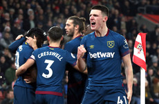 Declan Rice is better than John Stones at 19, says Liverpool legend Ian Rush
