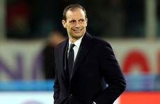 'I am happy at Juventus': Allegri dismisses speculation linking him to Man United job