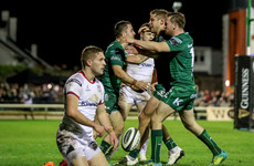 Connacht do the double over Ulster as Friend's men end the year on a high