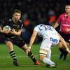 Biggar-inspired Northampton stun Premiership leaders Exeter