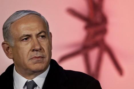 Israeli leader Benjamin Netanyahu