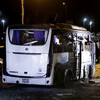 Egyptian police kill 40 suspected militants after bomb attack on tourists