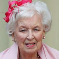 'North Star of British comedy' June Whitfield dies aged 93