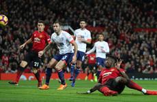 As it happened: Man United vs Bournemouth, Premier League