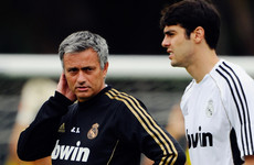 'I thought he was wrong': Ballon d'Or winner Kaka blames Mourinho for Madrid struggles
