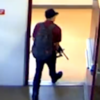 CCTV video shows Parkland school shooter telling student to leave before the massacre