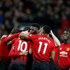Man United make it three wins in a row as Solskjaer's men hit four past Bournemouth