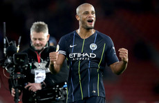 Man City fend off Southampton comeback to cut Liverpool's lead to seven points