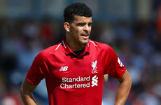 Hodgson confirms interest in Liverpool's 'proven goalscorer' Solanke