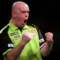 Van Gerwen blows Anderson away to set up Smith decider