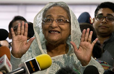 Bangladesh prime minister re-elected amid violent clashes in which at least 17 people were killed