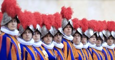 PHOTOS: Vatican welcomes 26 Swiss Guards into world's oldest army
